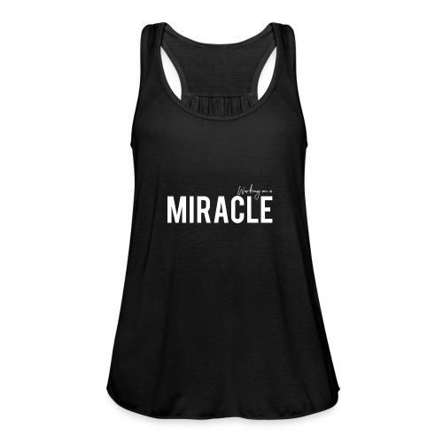 Working on a miracle black vest - Featherweight Women's Tank Top