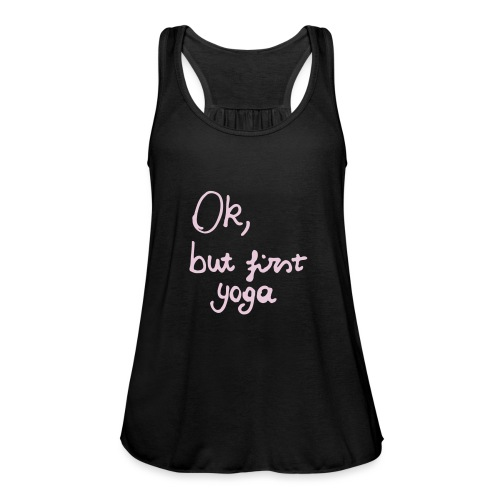First Yoga Basic Tank - Vrouwen tank top van Bella
