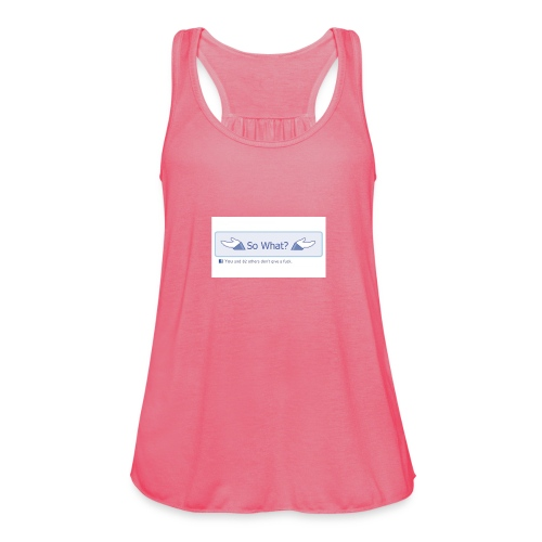So What? - Featherweight Women's Tank Top
