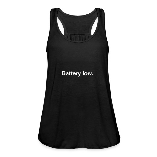 Battery Low - Featherweight Women's Tank Top