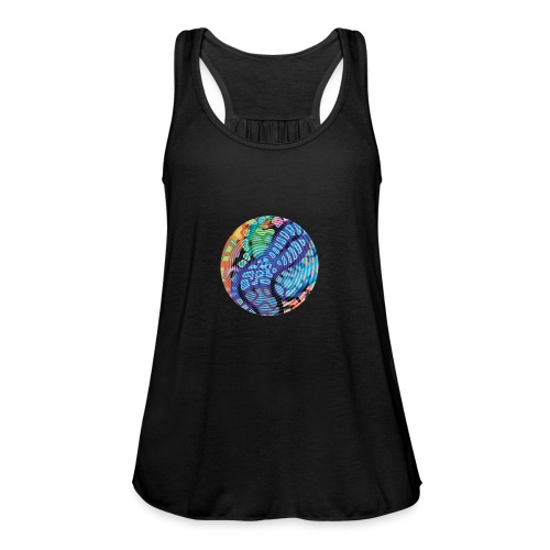 concentric - Women's Tank Top by Bella