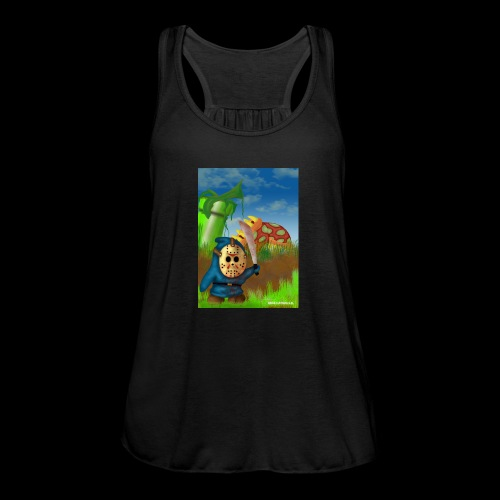 SuperMario: Not so shy guy - Vederlichte vrouwen tanktop