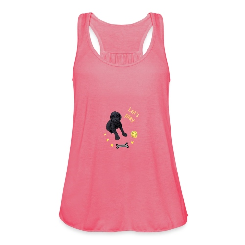 Giant Schnauzer puppy - Women's Tank Top by Bella