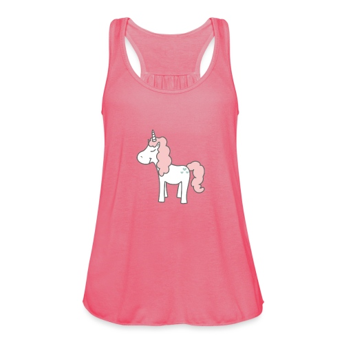unicorn as we all want them - Ultralet tanktop til damer