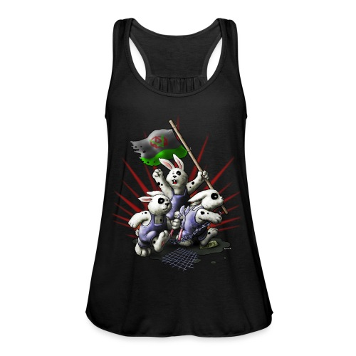 Revolution - Federleichtes Frauen Tank Top