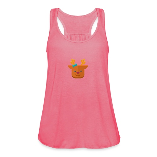When Deers Smile by EmilyLife® - Featherweight Women's Tank Top