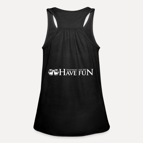 Logo Have Fun Malfurion - Federleichtes Frauen Tank Top