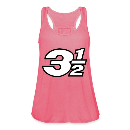 Three and a Half Logo - Featherweight Women's Tank Top