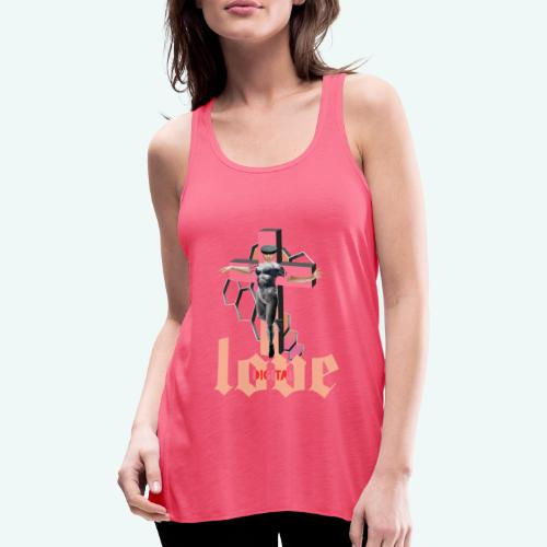 Digital Love - Federleichtes Frauen Tank Top
