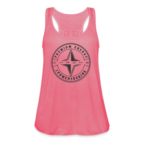Chrome Energy Drink Icon - Featherweight Women's Tank Top
