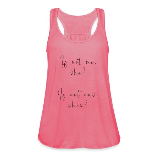 If not me, who? If not now, when? - Top da donna della marca Bella