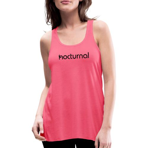 Nocturnal Black - Featherweight Women's Tank Top