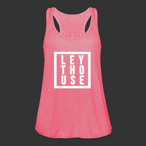 LEYTHOUSE Square white - Women's Tank Top by Bella