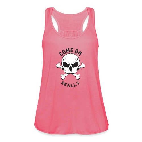Come On Really Shirt - Featherweight Women's Tank Top