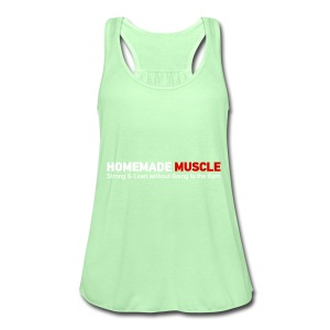 HOMEMADE MUSCLE Apparel - Women's Tank Top by Bella