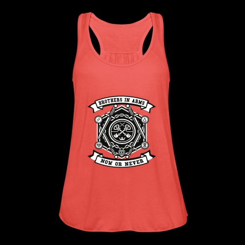 Brothers In Arms - Now or Never - Frauen Tank Top von Bella