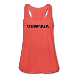 Configa Logo - Women's Tank Top by Bella