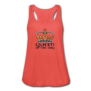 Queen of the day - Frauen Tank Top von Bella