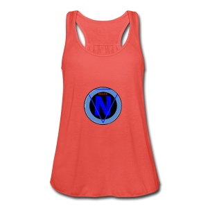 1024px Circle black simple svg - Vrouwen tank top van Bella