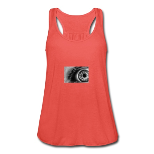 Crazy Eye - Frauen Tank Top von Bella