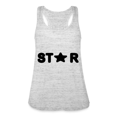 i see a star - Women's Tank Top by Bella