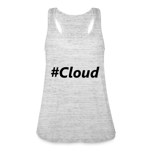 #Cloud black - Frauen Tank Top von Bella