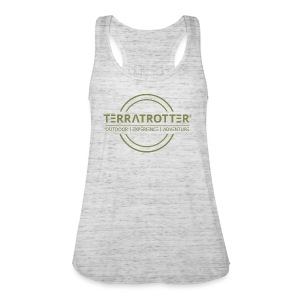 Terratrotter® | Green - Women's Tank Top by Bella