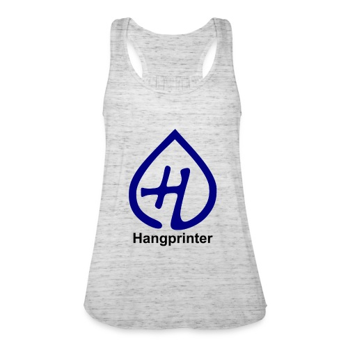 Hangprinter logo and text - Tanktopp dam från Bella