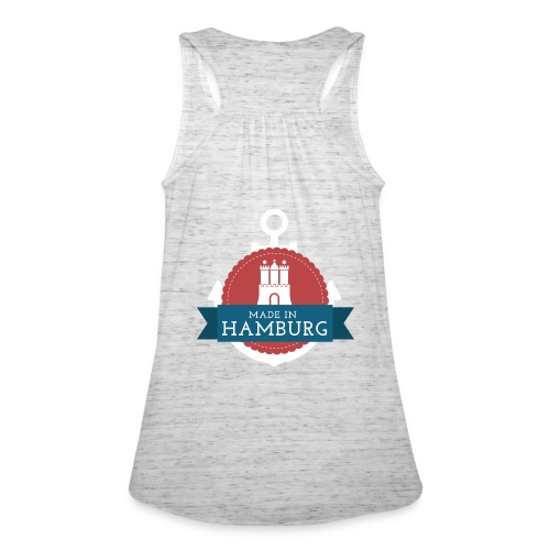Made in Hamburg - invert - Frauen Tank Top von Bella