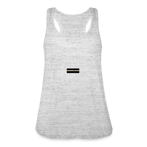 Concentrate on black - Featherweight Women's Tank Top