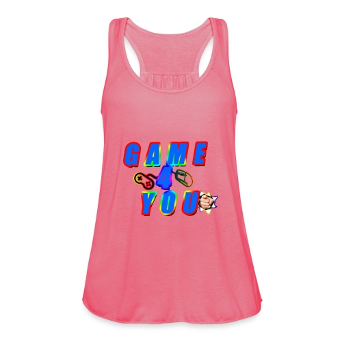 Game4You - Women's Tank Top by Bella