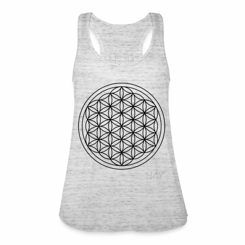 Flower Of Life - This Design Will Heal You - Dame tanktop fra Bella