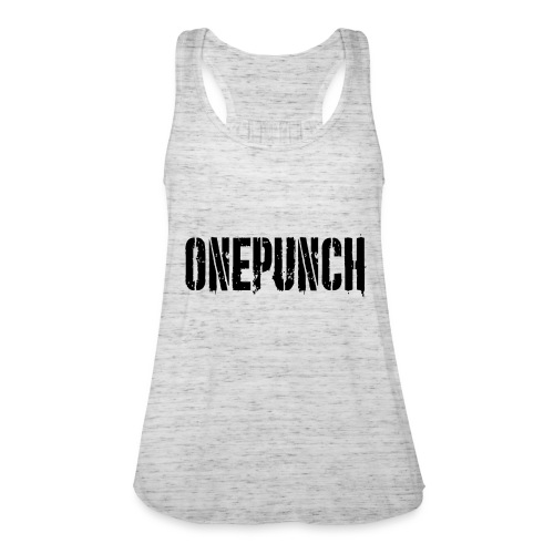 Boxing Boxing Martial Arts mma tshirt one punch - Women's Tank Top by Bella