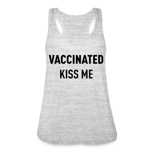 Vaccinated Kiss me - Featherweight Women's Tank Top