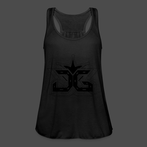 LOGO OUTLINE SMALL - Women's Tank Top by Bella