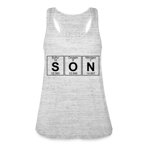 S-O-N (son) - Women's Tank Top by Bella
