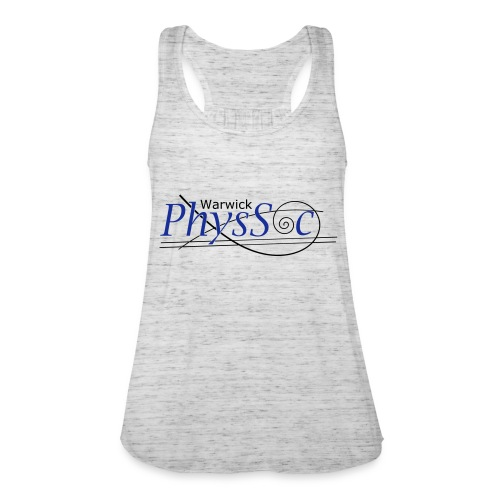Official Warwick PhysSoc T Shirt - Women's Tank Top by Bella