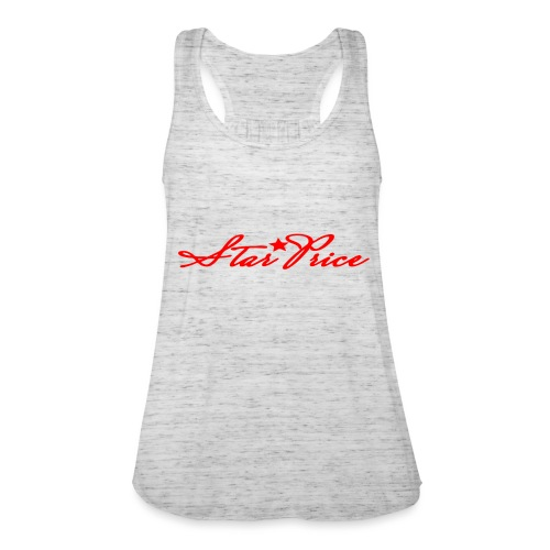 star price (red) - Women's Tank Top by Bella