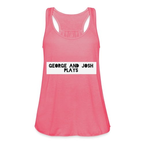 George-and-Josh-Plays-Merch - Women's Tank Top by Bella