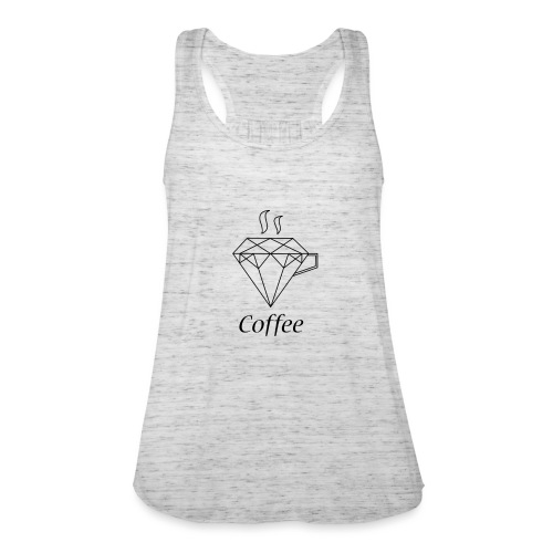 Coffee Diamant - Frauen Tank Top von Bella