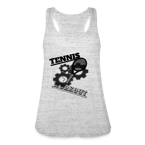 TENNIS WORKOUT - Featherweight Women's Tank Top