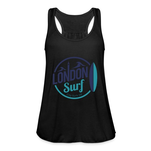London Surf Classic Logo - Women's Tank Top by Bella