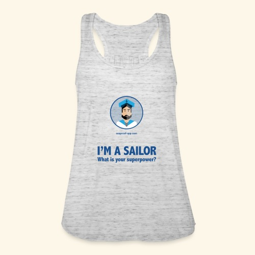 SeaProof Superpower - Frauen Tank Top von Bella