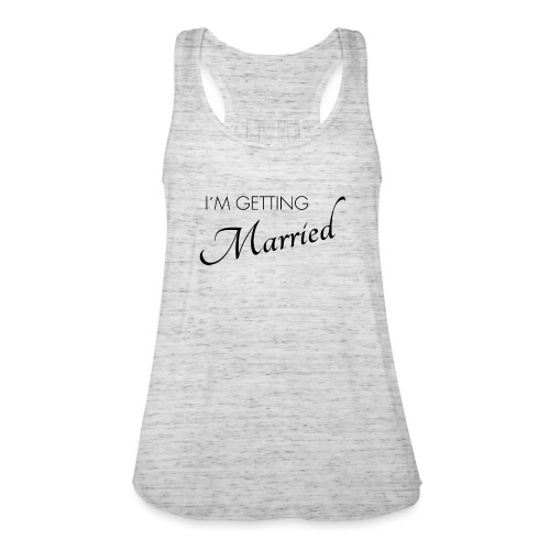im getting married - Frauen Tank Top von Bella