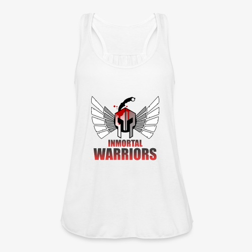 The Inmortal Warriors Team - Featherweight Women's Tank Top