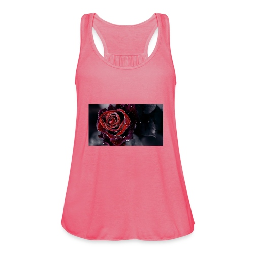 rose tank tops and tshirts - Featherweight Women's Tank Top