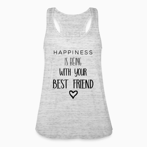 Happiness black edition - Women's Tank Top by Bella