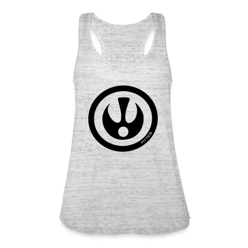 FITTICS SHIELD Black - Featherweight Women's Tank Top