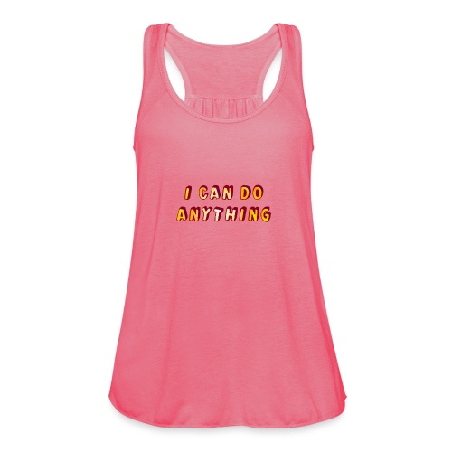 I can do anything - Women's Tank Top by Bella