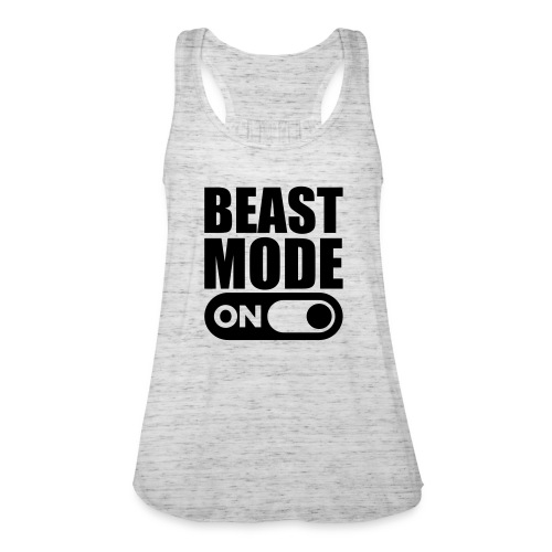 BEAST MODE ON - Women's Tank Top by Bella